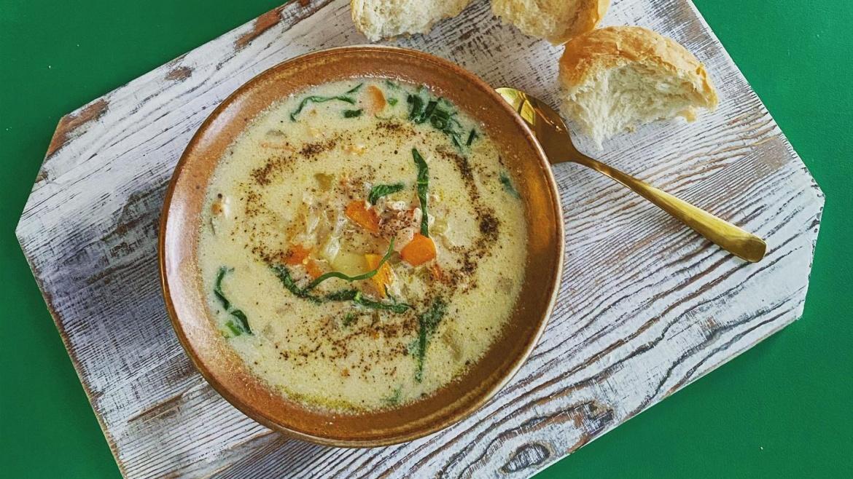 Creamy Chicken & Gnocchi SoupRecipe