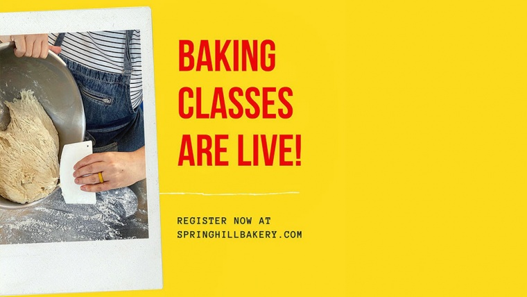 baking classes the bread lady