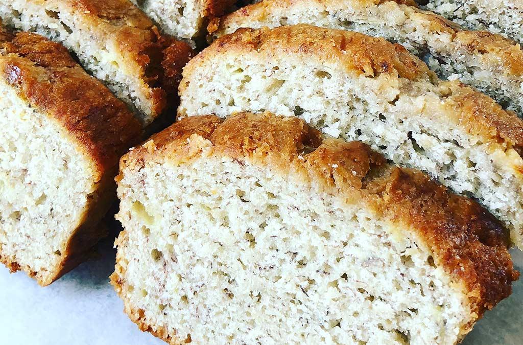 Banana Bread class shb bread lady