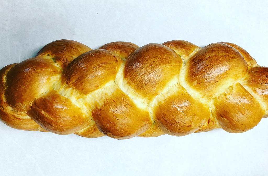 Braided Bread class shb bread lady