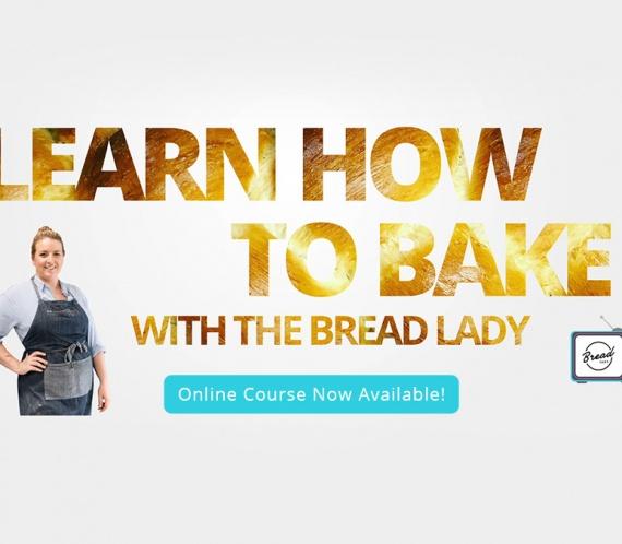 online baking course bread lady tv shb