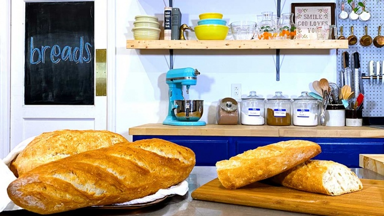 artisan bread online baking course bread lady tv shb